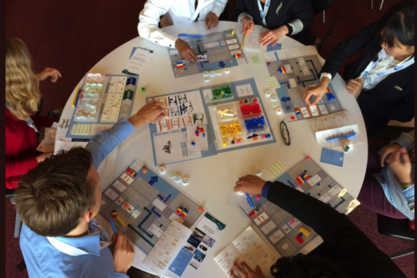 circular economy business model game principles
