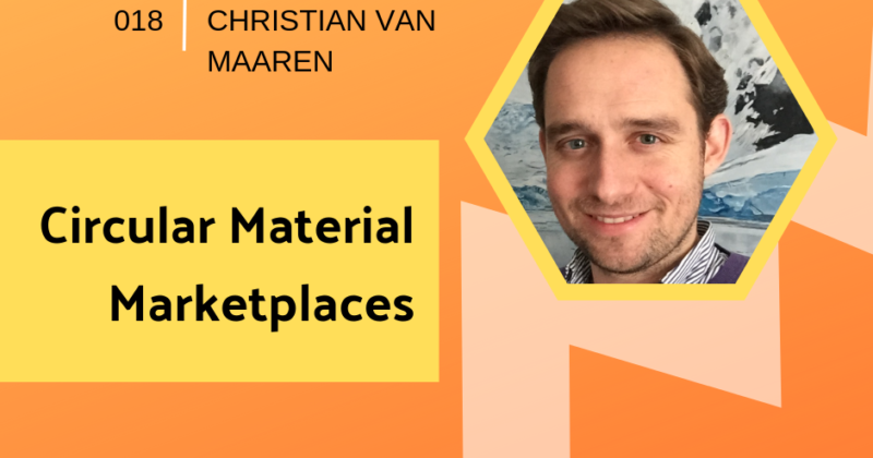 Circular Material Marketplaces with Christian van Maaren | Getting in the Loop Podcast